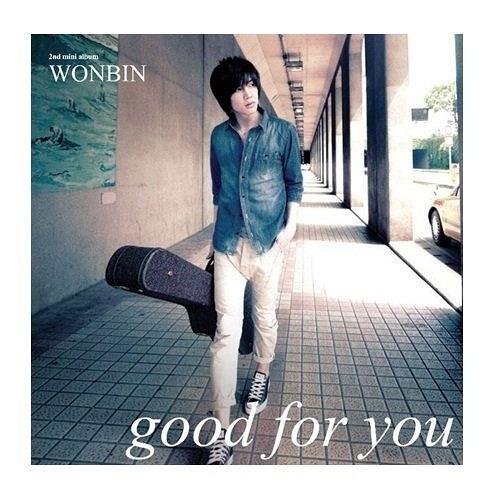 吳元斌 good for you CD台灣豪華精裝書限定盤 最新日文迷你專輯F