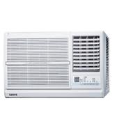 (含標準安裝)聲寶右吹定頻窗型冷氣AW-PC50R