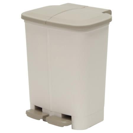 環保分類腳踏垃圾桶 BI-5682 30L NITORI宜得利家居