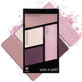 wet n wild幻彩四色眼彩盤-紫色永生花 4.5g