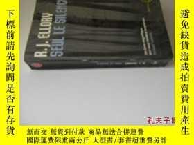 二手書博民逛書店法文原版罕見Seul Le Silence - Prix Choix Des Libraires 2010 (Ld