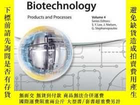 二手書博民逛書店Industrial罕見Biotechnology: Products and ProcessesY41001