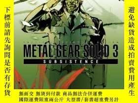 二手書博民逛書店Metal罕見Gear Solid 3Y256260 Bradygames Brady Games 出版20
