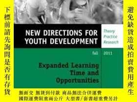 二手書博民逛書店Expanded罕見Learning Time and Opportunities: New Directions