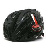*阿亮單車*GVR 自行車運動安全帽,Solid素色系列,黑色《C77-184-B》