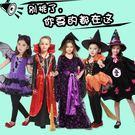 萬圣節兒童服裝cosplay南瓜女巫蝙蝠...