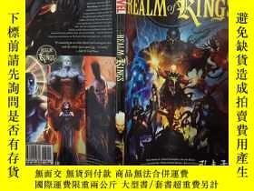 二手書博民逛書店Marvel罕見Realm of Kings 漫威王者的奇跡王國 英文原版漫威漫畫Y23200 Marvel