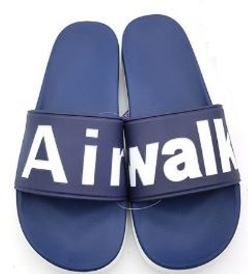 AIRWALK 男女款戶外休閒拖鞋 深藍-NO.A825220380