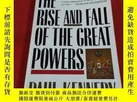 二手書博民逛書店THE罕見RISE AND FALL OF THE CREAT