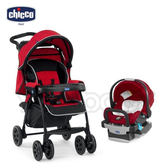 Chicco Duo Today 手推車 + KeyFit 手提汽座提籃組 -艷陽