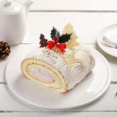 【亞尼克】雪莓柴薪-6吋蛋糕【12月限定】