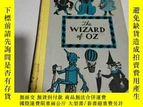 二手書博民逛書店THE罕見WIZARD OF OZ:綠野仙蹤(外文)Y212829
