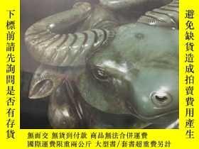 二手書博民逛書店The罕見Immortal Stone—Chinese jade