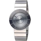 ISSEY MIYAKE三宅一生TO系列金屬雕刻腕錶   VJ20-0010S SILAN001Y