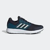 Adidas Galaxy 4 [EG8377] 男鞋 運動 慢跑 休閒 緩震 舒適 健身 回彈 柔軟 愛迪達 藍灰