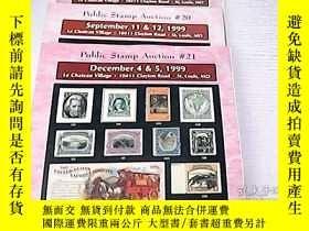 二手書博民逛書店Regency罕見Stamps,LtdY10192 郵品 郵品