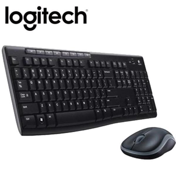 【南紡購物中心】羅技 MK270r 無線滑鼠鍵盤組