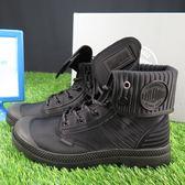 【iSport愛運動】Palladium 高統靴 BAGGY AMPHIBIAN 正品 75986035 男女款 黑
