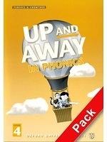 二手書博民逛書店《Up and Away in Phonics: Level 4