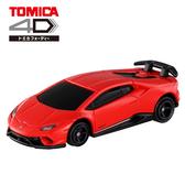 【日本正版】TOMICA 4D 藍寶堅尼 ROSSO Mars 體感小汽車 玩具車 多美小汽車 - 146544