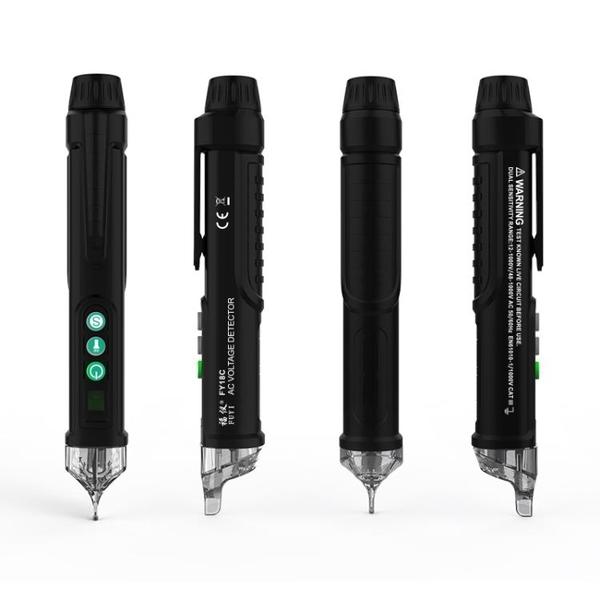 多功能智能電工零火線查斷點檢測聲光報警非接觸式感應測電筆【帝一3C旗艦】