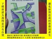 二手書博民逛書店Qualitative罕見Analysis For Social ScientistsY281199 ANSE