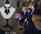 來福領花,K1004領結荷蘭王領花結婚新郎領結表演糾糾結婚領花純手工,售價450元