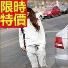 女長袖運動服套裝韓版-品味必買休閒女戶外休閒服3色54d12【時尚巴黎】