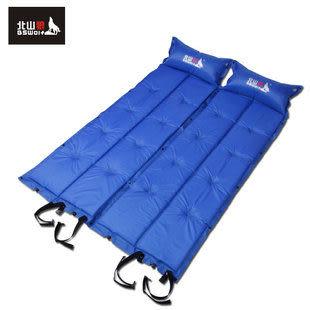 自動充氣墊 加寬 加厚  防潮墊單人