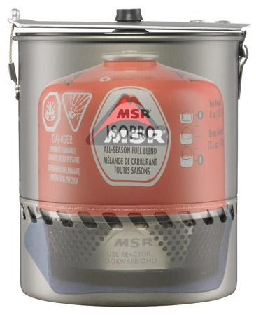 MSR Reactor Stove System 效率系統爐 1.7L