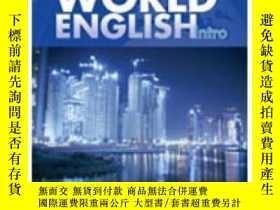 二手書博民逛書店World罕見English Middle East Edition Intro: Combo Split A +
