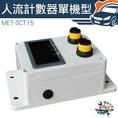 【儀特汽修】紅外線感應 人流管制機 容留人數 人員計數器 人數計數器 人潮計數器 SCT15