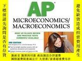 二手書博民逛書店Barron s罕見Ap Microeconomics macroeconomicsY256260 Frank