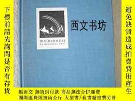 二手書博民逛書店【罕見】1970年 Wilderness:A Journal o