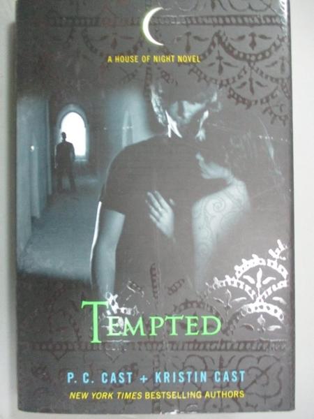 【書寶二手書T7/一般小說_HCB】Tempted: A House of Night Novel_Cast, P. C