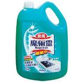 花王 魔術靈 廚房 清潔劑 桶裝-萊姆香 3.8L (3入)/箱