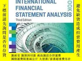 二手書博民逛書店International罕見Financial Statement Analysis Workbook (cfa
