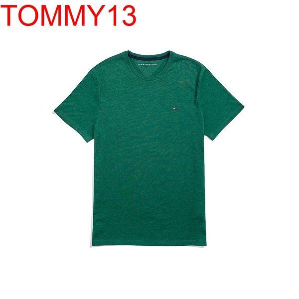 TOMMY HILFIGER 男 當季最新現貨 T-SHIRT TOMMY13