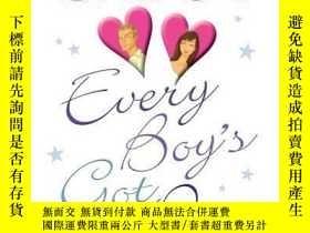 二手書博民逛書店Every罕見Boy s Got OneY256260 Meg Cabot Pan Macmillan 出版