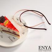 細緻美感晶亮水鑽髮箍Enya 恩雅正韓飾品【HAAW6 】