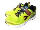 『雙惠鞋櫃』◆DIADORA迪亞多那◆大童女款 透氣  輕量 耐磨 3E  減震 運動慢跑鞋◆(DA3035) 螢光綠