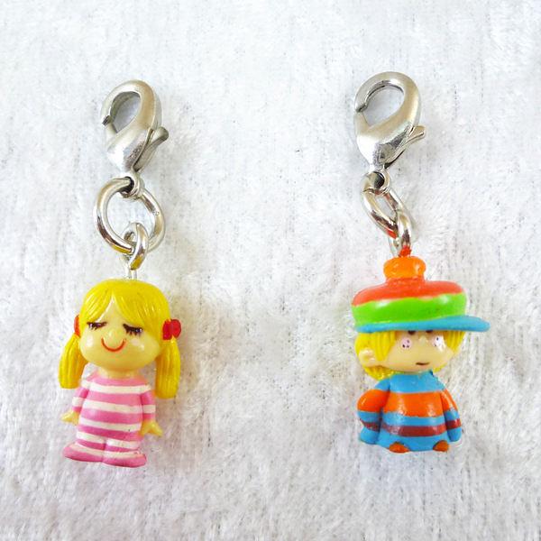 【震撼精品百貨】Ado mizumori 艾蒂~拉扣吊飾  女孩/戴帽【共2款】