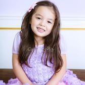 Cutie Bella 玫瑰上衣Rossette Top Lilac 110 120CM