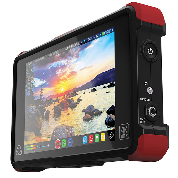 ◎相機專家◎ ATOMOS Ninja Flame KIT 套組 4K HDR 7吋 監視記錄器 公司貨