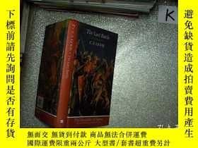 二手書博民逛書店THE罕見LAST BATTLE 最後一戰Y203004