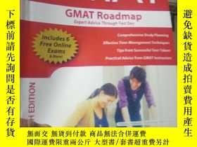 二手書博民逛書店The罕見GMAT Roadmap: Expert Advice