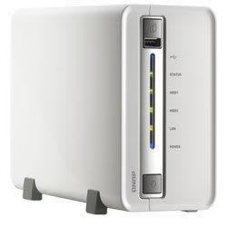[富廉網] QNAP 威聯通 TS-212 2-bay NAS 網路伺服器