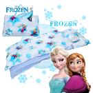 冰雪奇緣 夢幻魔法 藍 兒童睡袋 標準 ...