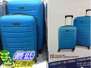 [COSCO代購]  C1113822 AMERIC AN TOUTISTER LUGGAGE PP行李箱組 28時+ 20時