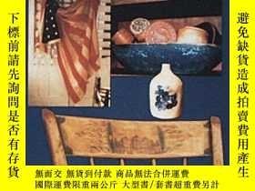 二手書博民逛書店Country罕見and Folk AntiquesY34646